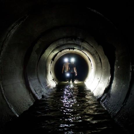 storm drain, Kristi Tuck Austin, NYC