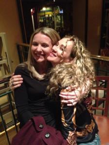 Dana Fuchs & Kristi at Annapolis concert